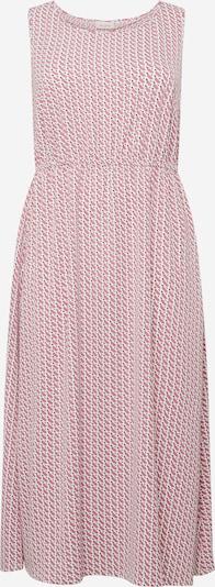 ONLY Carmakoma Kleid 'Luxlou' in rosé, Produktansicht