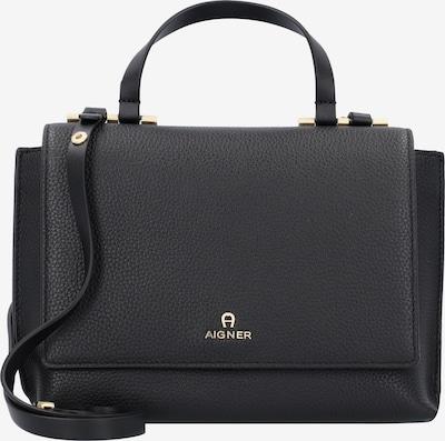 AIGNER Evita Handtasche Leder 23 cm in schwarz, Produktansicht