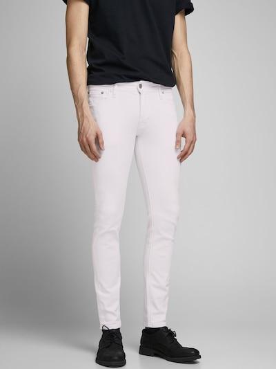 JACK & JONES Jeans in weiß, Modelansicht