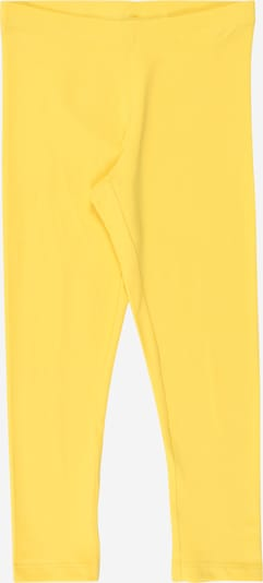 NAME IT Leggings en jaune, Vue avec produit