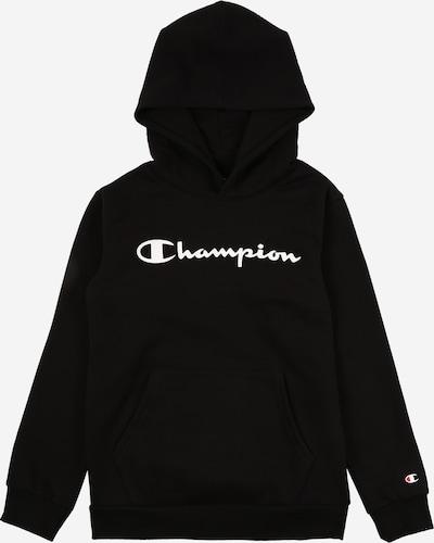 Champion Authentic Athletic Apparel Dressipluus must / valge: Eestvaade