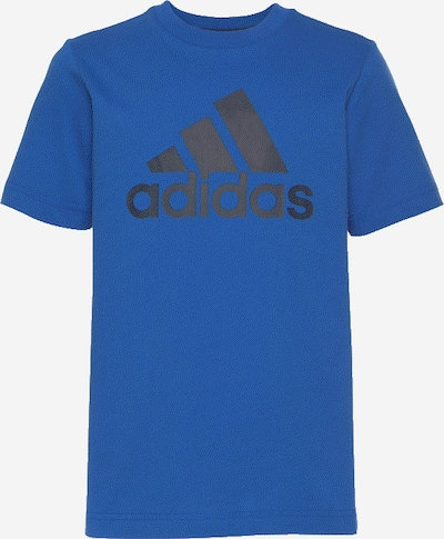 ADIDAS PERFORMANCE T-Shirt 'Must Have Badge of Sport' in royalblau, Produktansicht