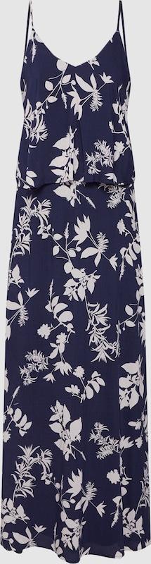 VILA Kleid 'VIBIRDO CHAMA MAXI DRESS DC' in navy  Markenkleidung für Männer und Frauen