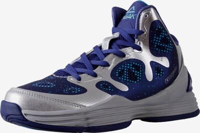 PEAK Basketballschuh Galaxy in blau / silber, Produktansicht
