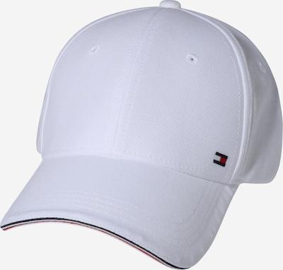 TOMMY HILFIGER Casquette 'Elevated Corporate' en blanc, Vue avec produit