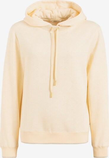 khujo Sweatshirt ' KANEETA ' in gelb, Produktansicht