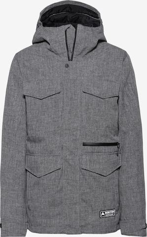BURTON Outdoor jacket 'Covert' in Grey
