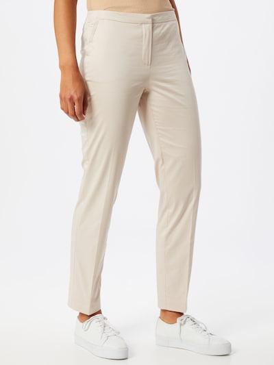 Pantaloni COMMA pe bej deschis, Vizualizare model
