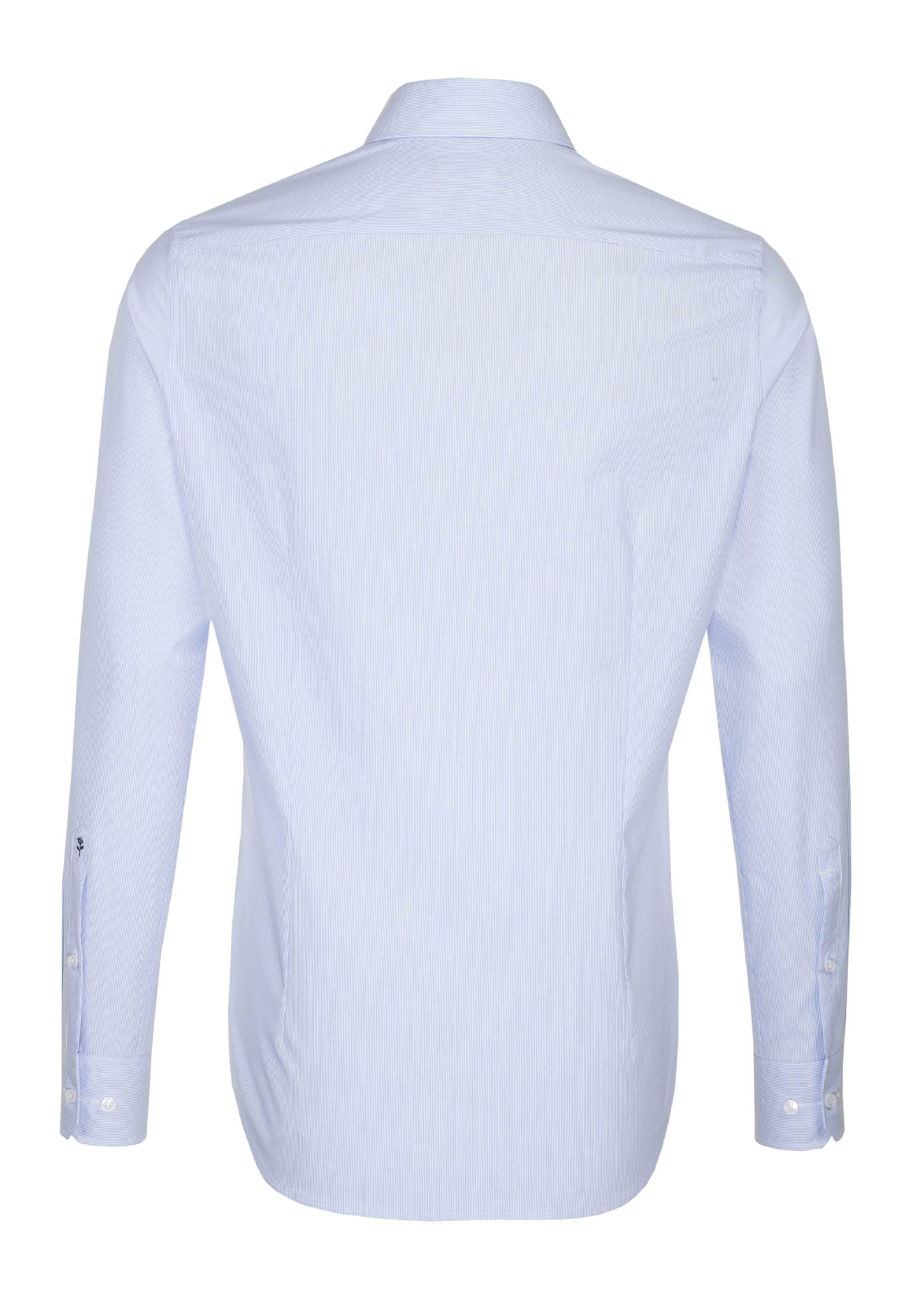 Seidensticker Business 'slim' HellblauWeiß In Hemd l1FKcJ