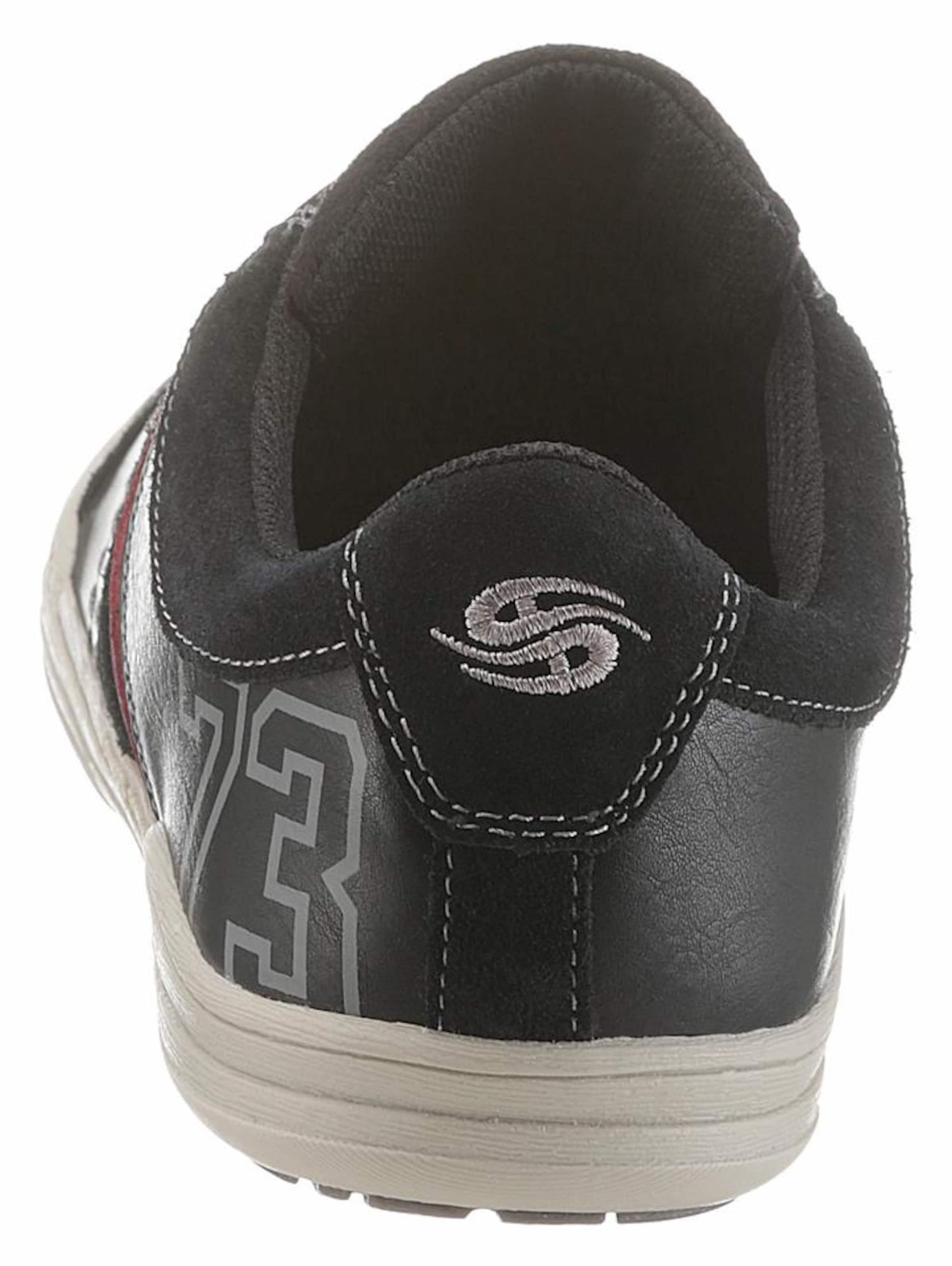 Sneaker Dockers By In WeinrotSchwarz Gerli tdshQCr