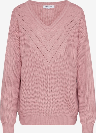 ABOUT YOU Pullover 'Emilia' in rosa, Produktansicht
