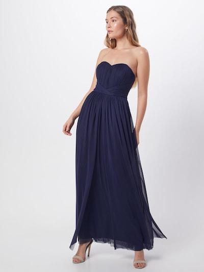 Lipsy Kleid 'WS NVY MLTWY MXI' in navy, Modelansicht
