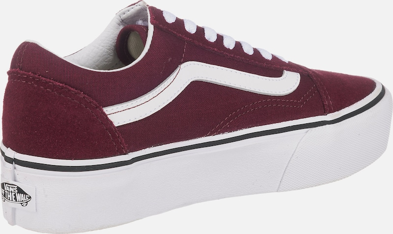 VANS Old Skool Platform Sneakers