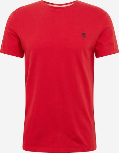 TIMBERLAND T-Shirt 'Dun-River' en rouge, Vue avec produit