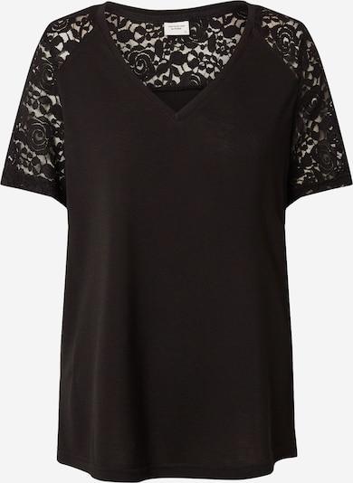 JACQUELINE de YONG T-shirt 'Tinne' en noir, Vue avec produit