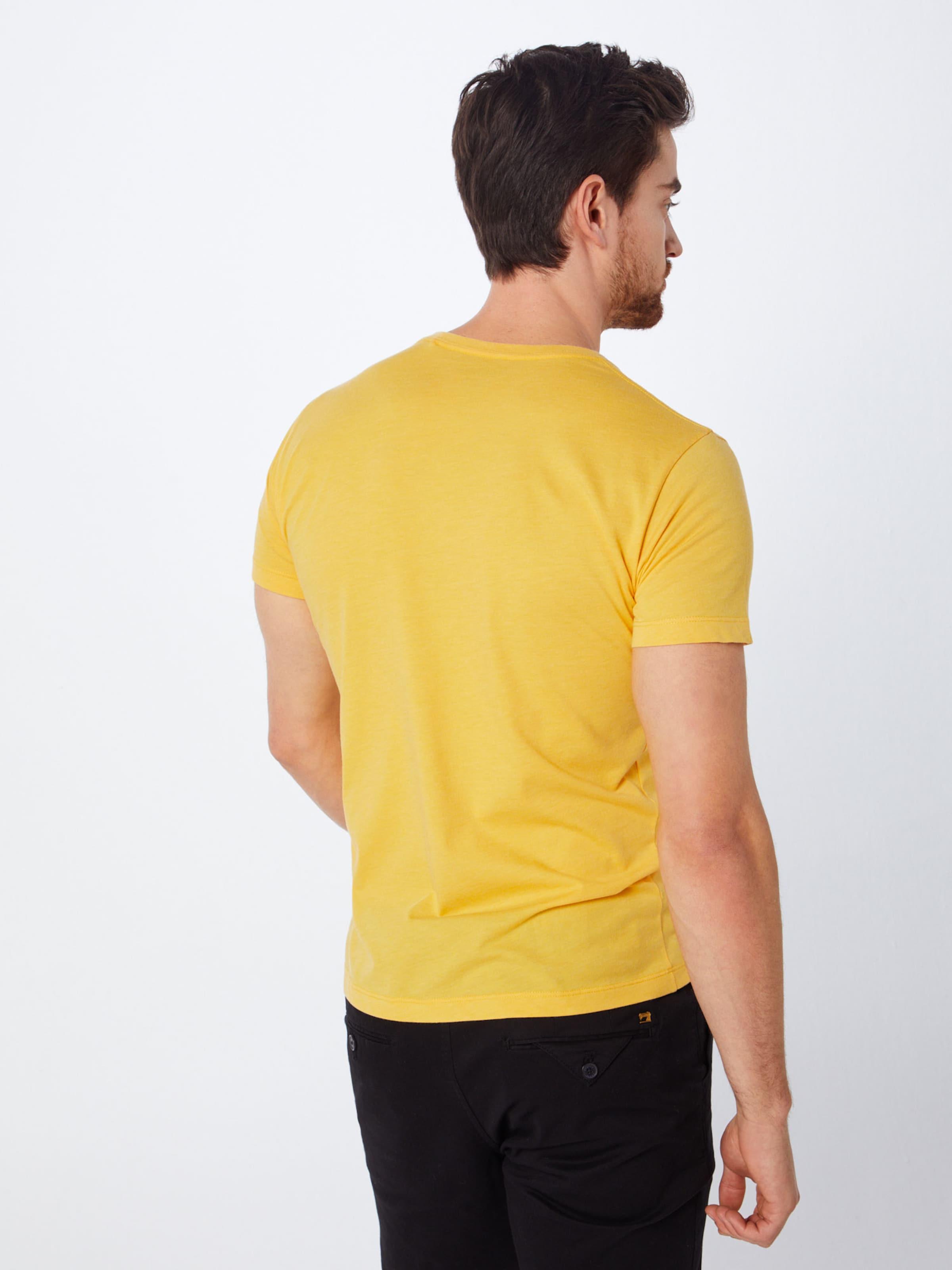 En Jeans JauneNoir shirt 'dacey' T Blanc Pepe WDH9E2YbeI