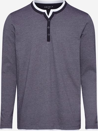 ESPRIT Shirt  'SG-990EE2K313' in schwarz, Produktansicht