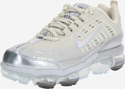 Nike Sportswear Baskets basses 'Nike Air Vapormax 360' en beige / argent, Vue avec produit