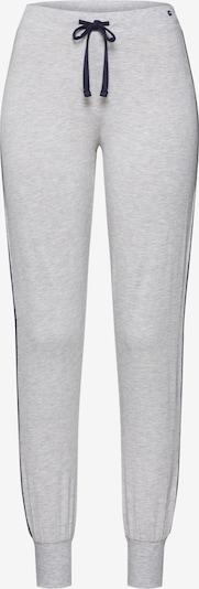 ESPRIT Pantalon de pyjama 'JAYLA' en gris clair, Vue avec produit