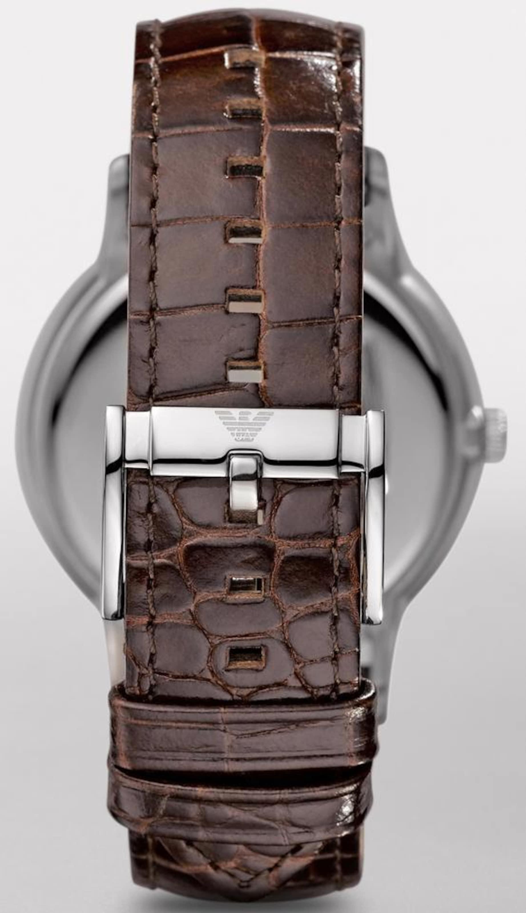 Verkauf Erstaunlicher Preis Wählen Sie Eine Beste Emporio Armani Quarzuhr 'AR2427' Preiswerte Reale Eastbay Breite Palette Von r5f0kY2Ix