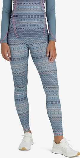 ENDURANCE Tight Forget-Me-Not Printed in blau, Produktansicht