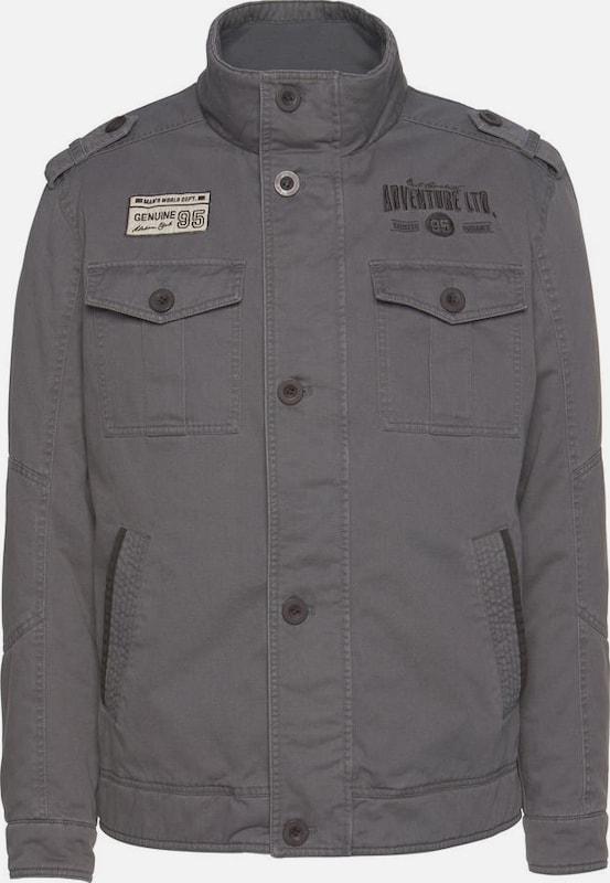 Man's World Jacke in beige   braun   grau   schwarz  Freizeit, schlank, schlank