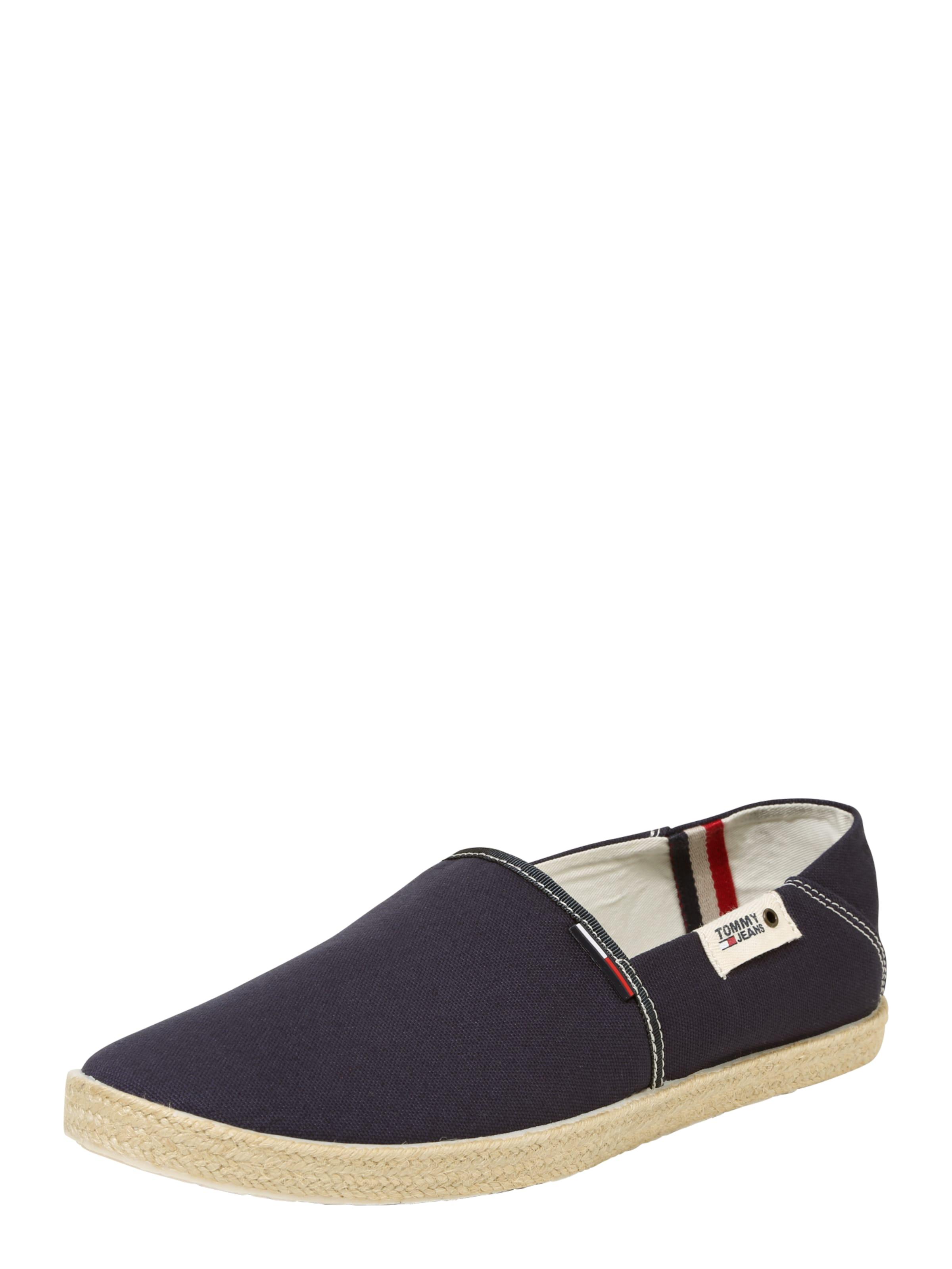Tommy Jeans | Slipper aus Baumwolle Schuhe Gut getragene Schuhe