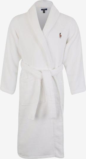 POLO RALPH LAUREN Dugi kupaći ogrtač 'SHAWL' u bijela, Pregled proizvoda