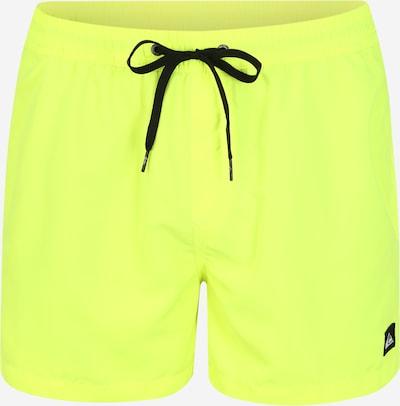QUIKSILVER Shorts de bain en jaune, Vue avec produit