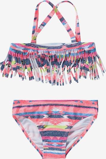 COLOR KIDS Bikini 'Navida' in blau / grün / pink, Produktansicht