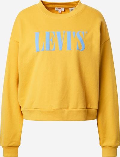 LEVI'S Sweatshirt 'Diana' in gelb, Produktansicht