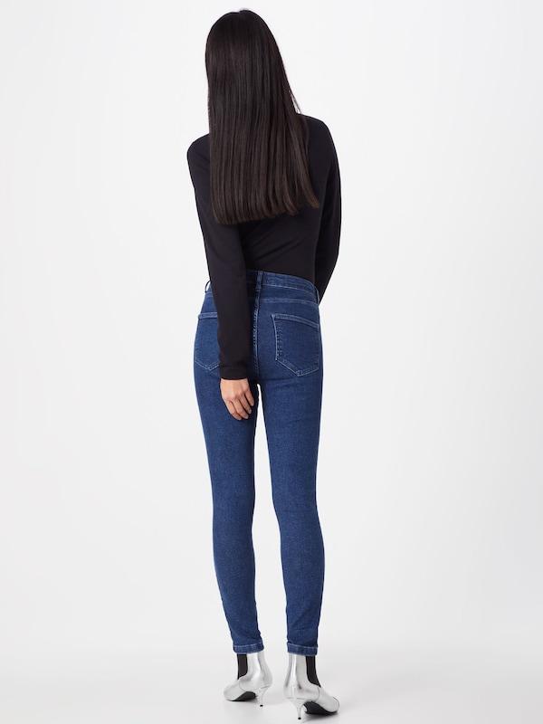 In Blauw Denim Na kd Jeans m0ONvw8n