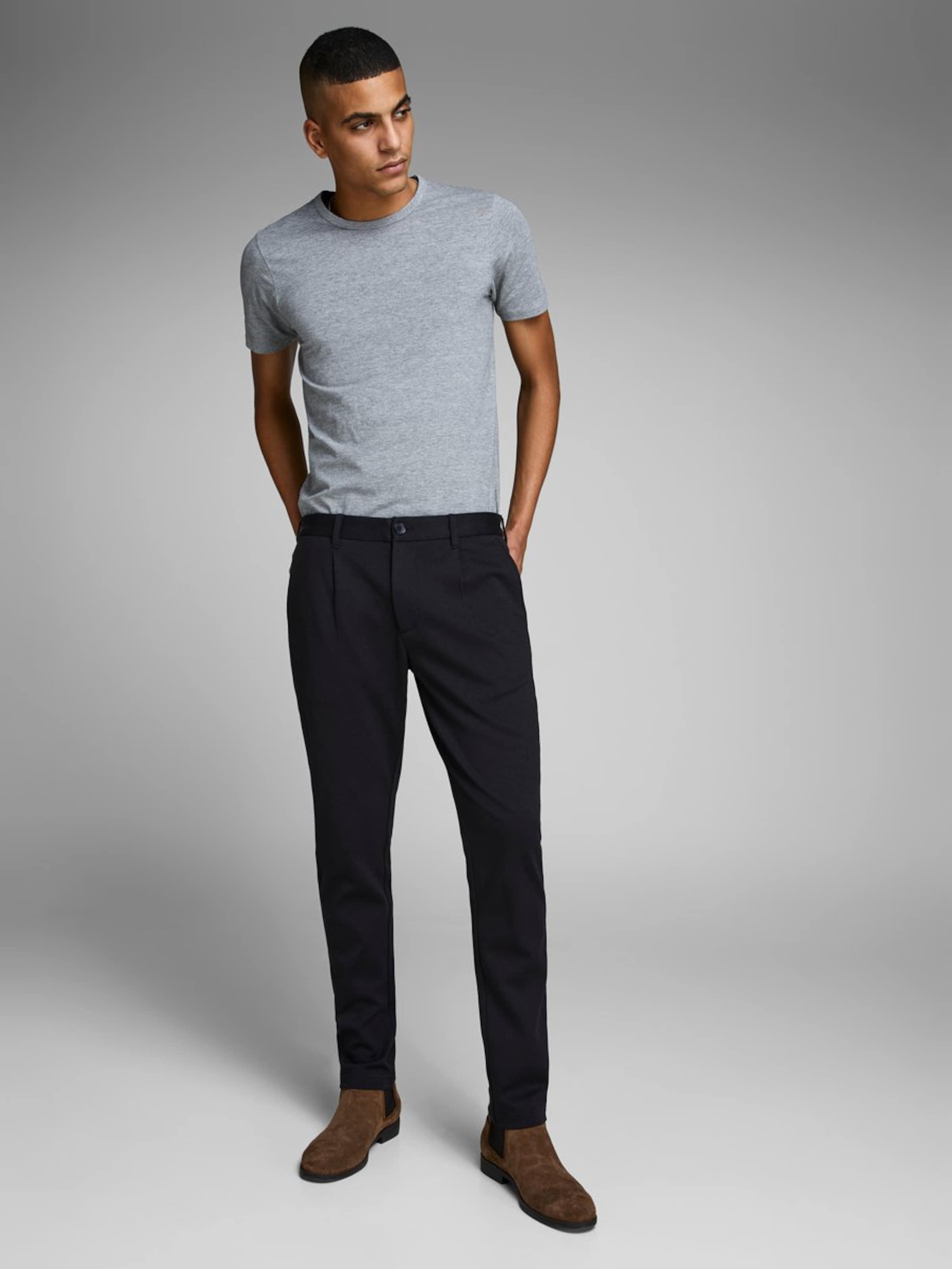Jones Jackamp; À En Pantalon Noir Pince fgmYI6yvb7