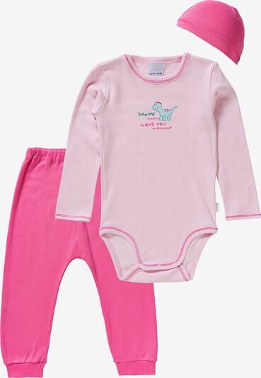 SCHIESSER Body in pink / rosa, Produktansicht