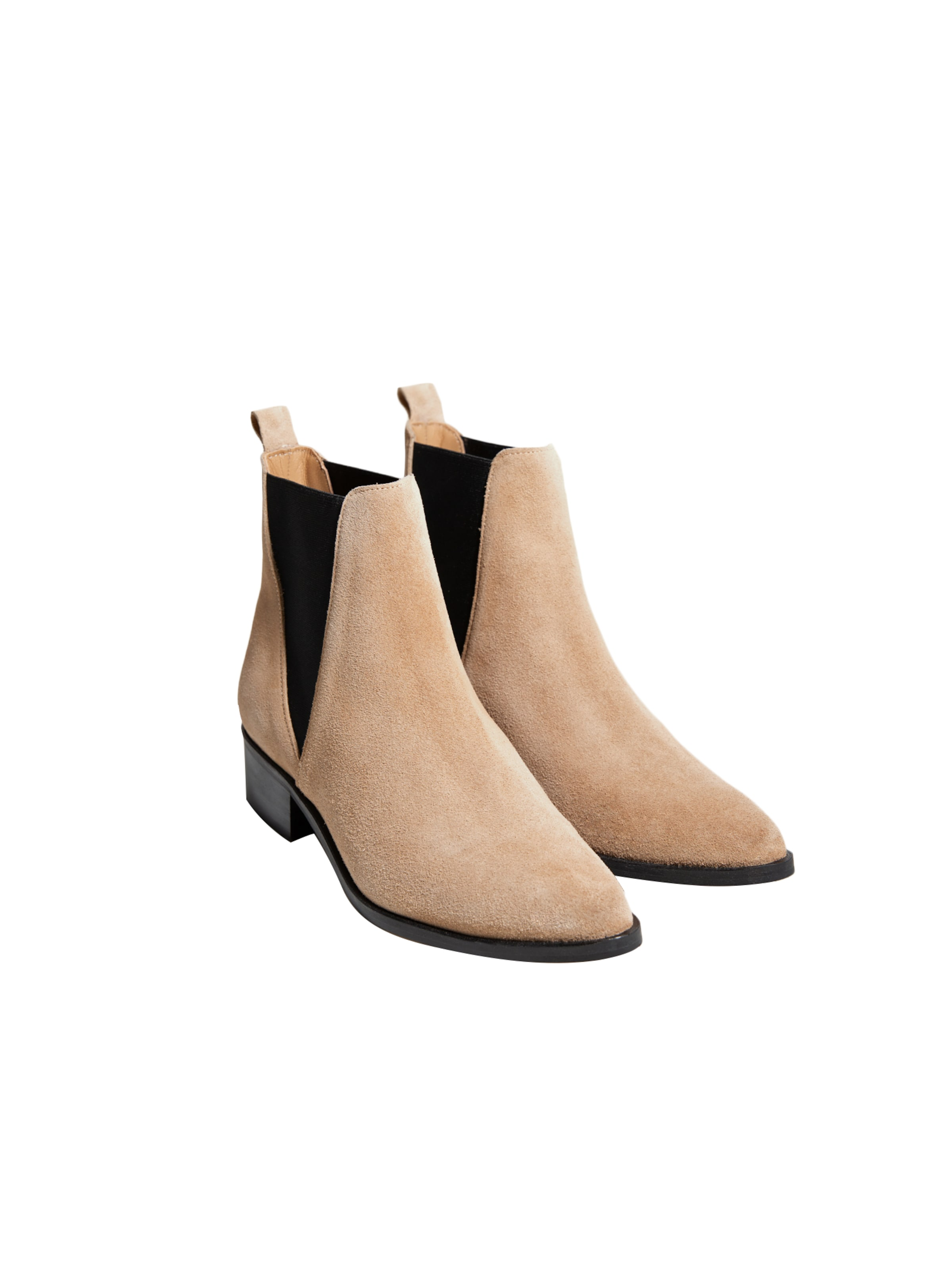 Beige Boots 'zora' Edited Chelsea En RAq3jL54