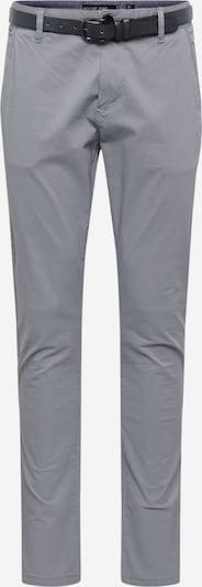 INDICODE JEANS Pantalon chino 'Nelson' en gris clair, Vue avec produit