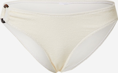 EDITED Bikinihousut 'Adelaide' värissä beige / valkoinen, Tuotenäkymä
