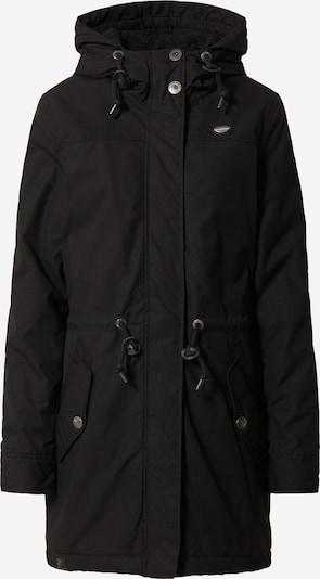 Ragwear Parka d'hiver 'Elba' en noir, Vue avec produit