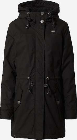Ragwear Jacke 'Elba' in schwarz, Produktansicht