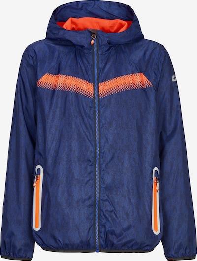 KILLTEC Přechodná bunda - safírová / oranžová, Produkt