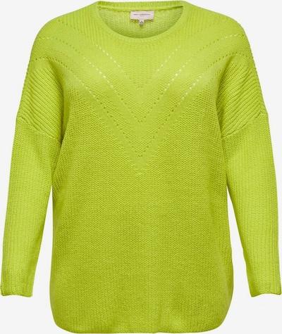 ONLY Carmakoma Sweter w kolorze jasnoszarym, Podgląd produktu