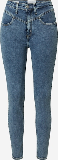 Calvin Klein Jeans Teksapüksid sinine denim: Eestvaade
