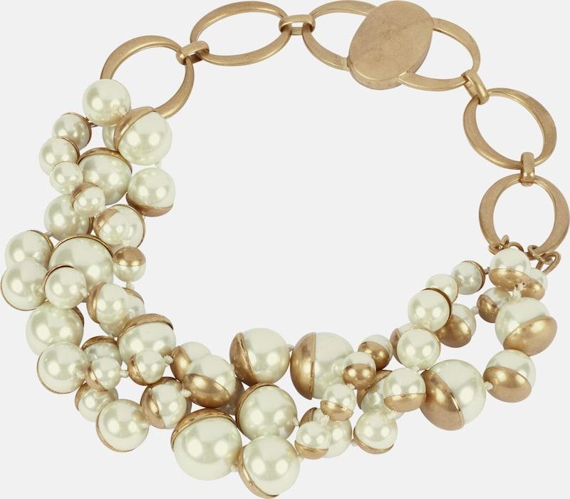 heine Collier mit Perlen