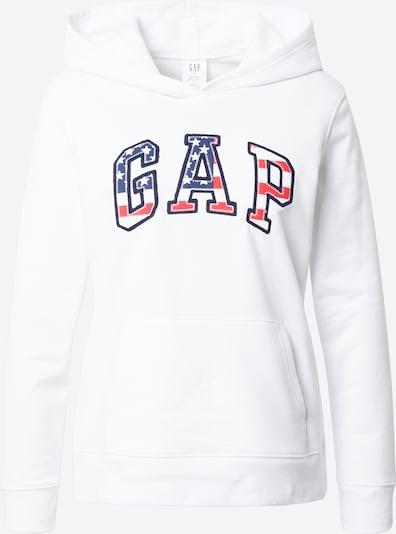 GAP Sweatshirt in mischfarben / weiß, Produktansicht