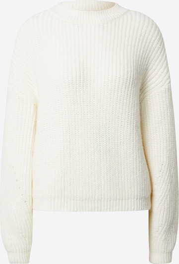 Guido Maria Kretschmer Collection Pullover 'Lena' in creme, Produktansicht