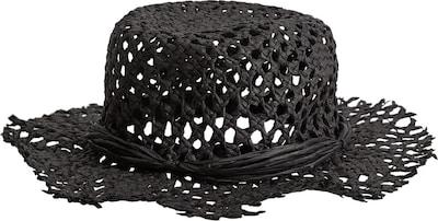 MANGO Hut in schwarz, Produktansicht