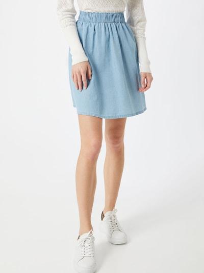 SELECTED FEMME Spódnica w kolorze niebieskim: Widok z przodu