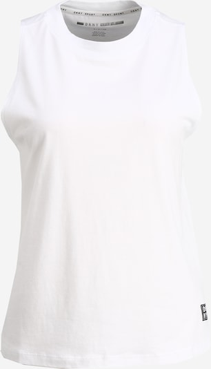DKNY Performance Top in White, Item view