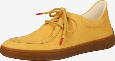 THINK! Schnürschuh in gelb, Produktansicht