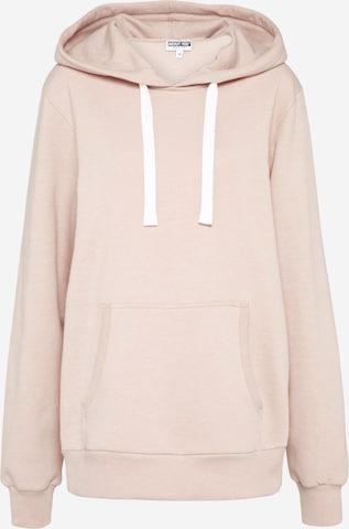 ABOUT YOU Sweatshirt 'Senta' in Roze